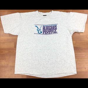 VTG Myrtle Creek Bluegrass Festival Single Stitch